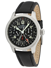 Zeno Watch Basel NC Retro Full Calendar GMT 9590-a1