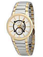 Edox Les Bemonts Ultra Slim Hand Winding 72011 357J AID
