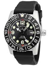 Zeno Watch Basel Airplane Diver GMT Automatic 6349-3-GMT-a1