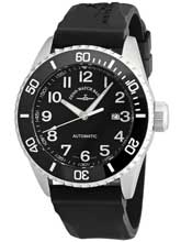 Zeno Watch Basel Airplane Diver Date Automatic 6492-a1-1