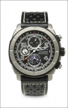 Armand Nicolet S05 Chronograph and Complete Calendar T618A-GR-P760