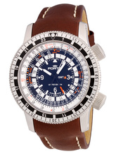 Fortis B-47 Calculator 3 Time Zones 669.10.31 L.16