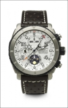 Armand Nicolet S05 Chronograph and Complete Calendar T618A-AG-P160
