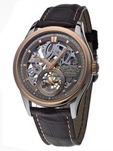 Armand Nicolet LS8 Small Seconds Limited Edition 8620S-GL-P713GR2