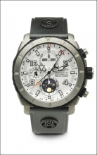Armand Nicolet S05 Chronograph and Complete Calendar T618A-AG-G961