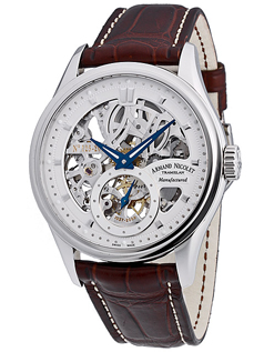 Armand Nicolet M03 Moon and Date 9151A-AS-P915RS8