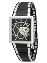 Edox Les Bemonts Ultra Slim Hand Winding 72012 357N NIN