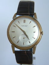 Ulysse Nardin Small Seconds Hand Winding Vintage Watch