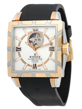 Edox Classe Royale Open Heart Automatic 85007 357R AIR