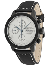 Zeno Watch Basel Retro Clou de Paris Chronograph PVD 11557TVDD-BK-e2