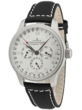 Zeno Watch Basel NC Retro Full Calendar GMT 9590-e2
