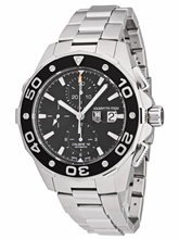 TAG Heuer Aquaracer 500m Diver Chronograph Calibre 16 CAJ2110.BA0872