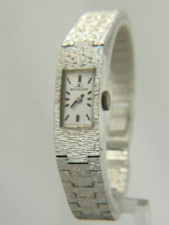 Jaeger LeCoultre Silver Cloud Ladies Vintage Hand Winding Watch