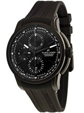 Maurice Lacroix Pontos Round Chronograph Sport Full Black PT6188-SS001-331