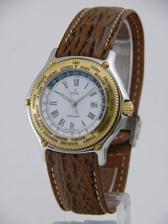 Ebel Voyager GMT Automatic 1124913-0135711
