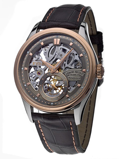 Armand Nicolet M03 Moon and Date 9151D-AK-P915VL8