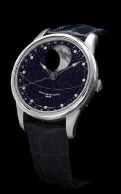 Schaumburg Watch Panorama Gold Stone Galaxy