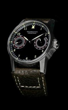 Schaumburg Watch Gnomonik GT One COSC Chronometer