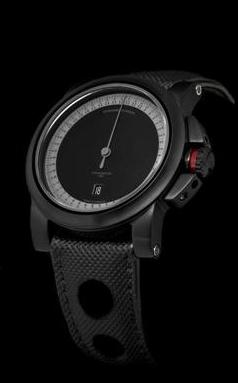 Schaumburg Watch Up and Down Technical GMT I