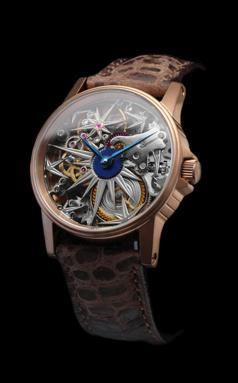 Schaumburg Watch Gnomonik GT One II COSC Chronometer