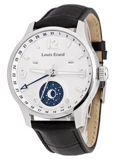 Louis Erard 1931 Retrograde Automatic Gents Watch 87221AA01.BDC51