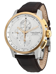 Louis Erard 1931 Power Reserve Manual Winding Gents Watch 53209AS01.BDC27