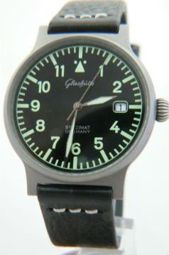 Glashutte Flieger Spezimat Historic Pilots Watch - Cal 10-30