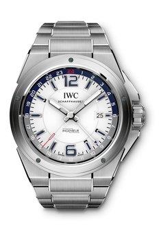IWC Ingenieur Dual Time IW324402