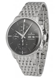 Junghans Max Bill Chronoscope automatic 027/4601.00