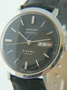 Longines Admiral Day Date Automatic - Vintage Watch Cal. 508