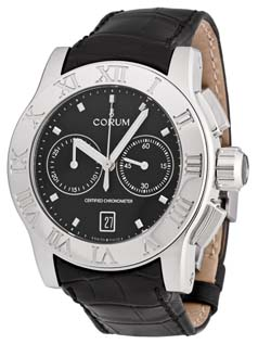 Corum Admirals Cup Leap Second 48 Chronograph 895.931.06/0371 AN92