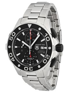 TAG Heuer Aquaracer Chronograph Calibre 16 Automatic CAP2110.BA0833