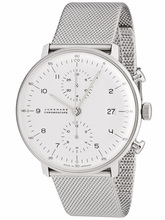 Junghans Max Bill Chronoscope automatic 027/4003.44