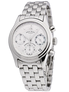 Armand Nicolet M03 Small Seconds & Date 9155A-AN-M9150