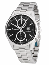 Tag Heuer Carrera Chronograph Calibre 1887 automatic CAR2110.BA0720