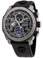 Armand Nicolet S05 Chronograph and Complete Calendar T618A-GR-G9610