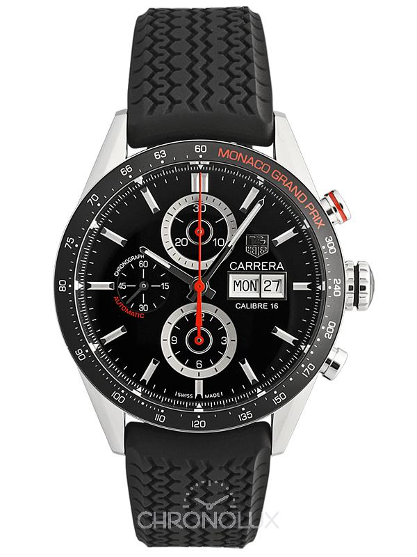 TAG Heuer Carrera Calibre 16 Monaco Grand Prix Limited Edition CV2A1F.FT6033 670d857d1b